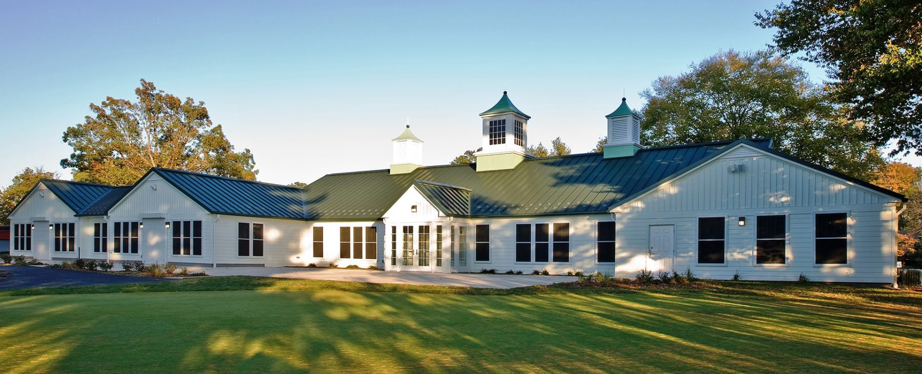 Forest Park Clubhouse