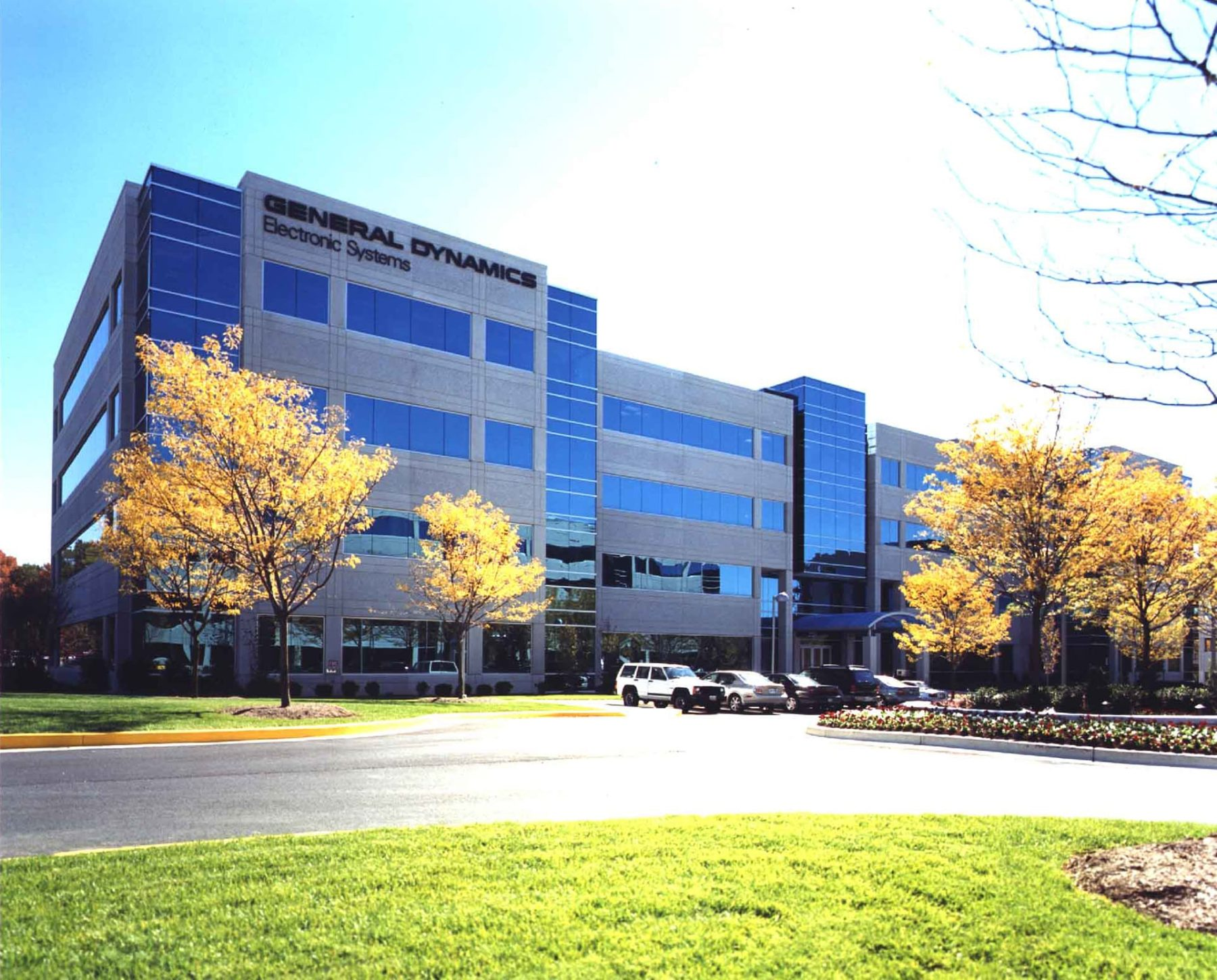 General Dynamics at National Business Park Building 221