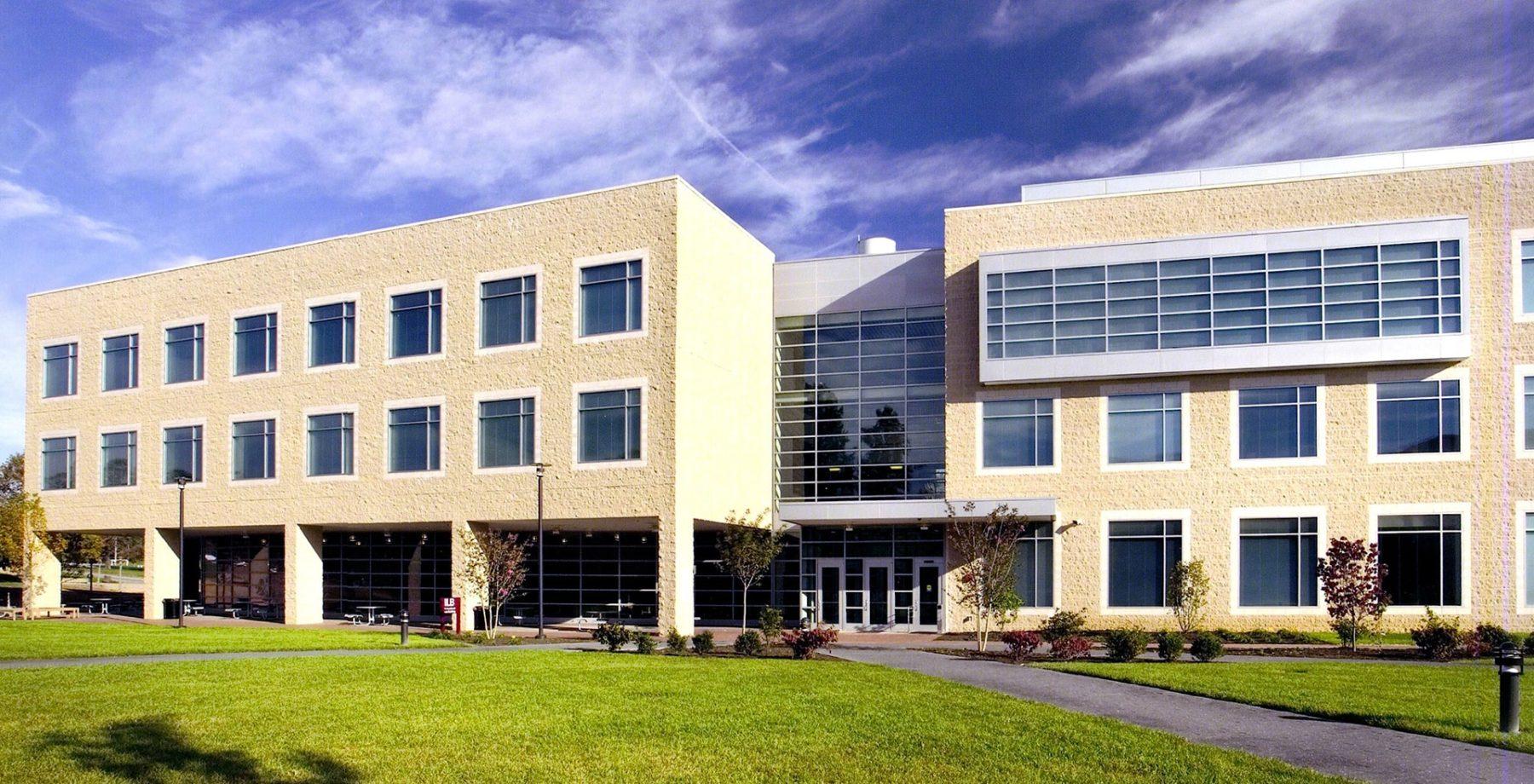 Howard Community College English Language Business Building