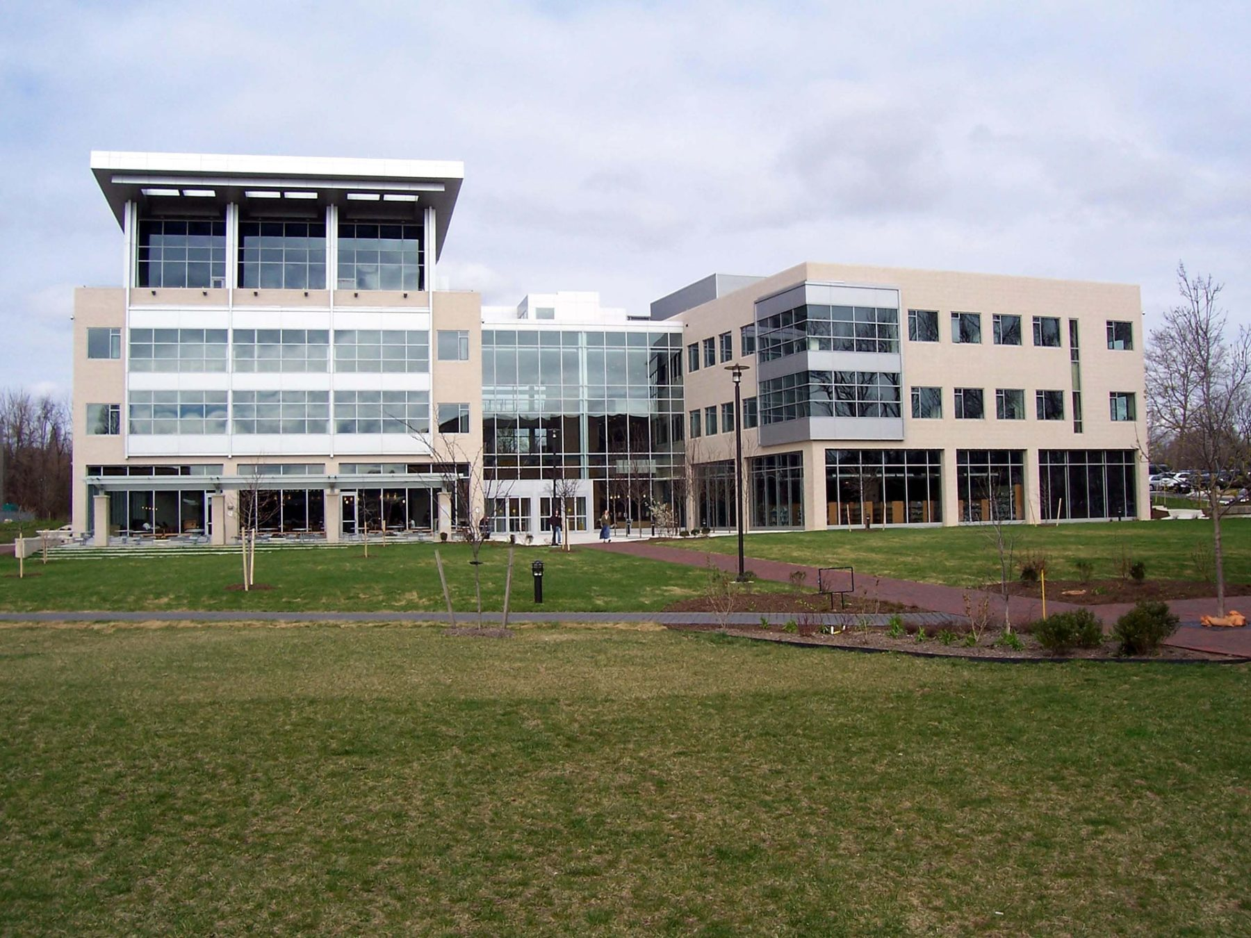 Howard Community College Rouse Company Foundation Student Services Hall