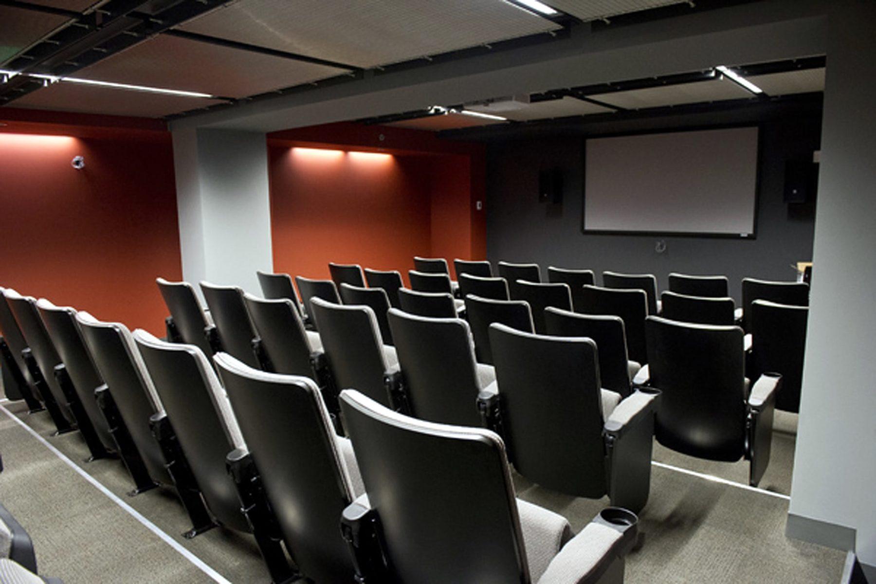 Johns Hopkins University Wolman Hall Common Space Improvements