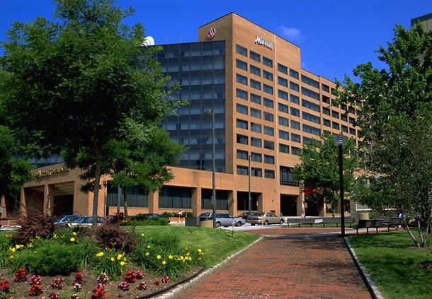 Marriott Hotel, Baltimore Inner Harbor