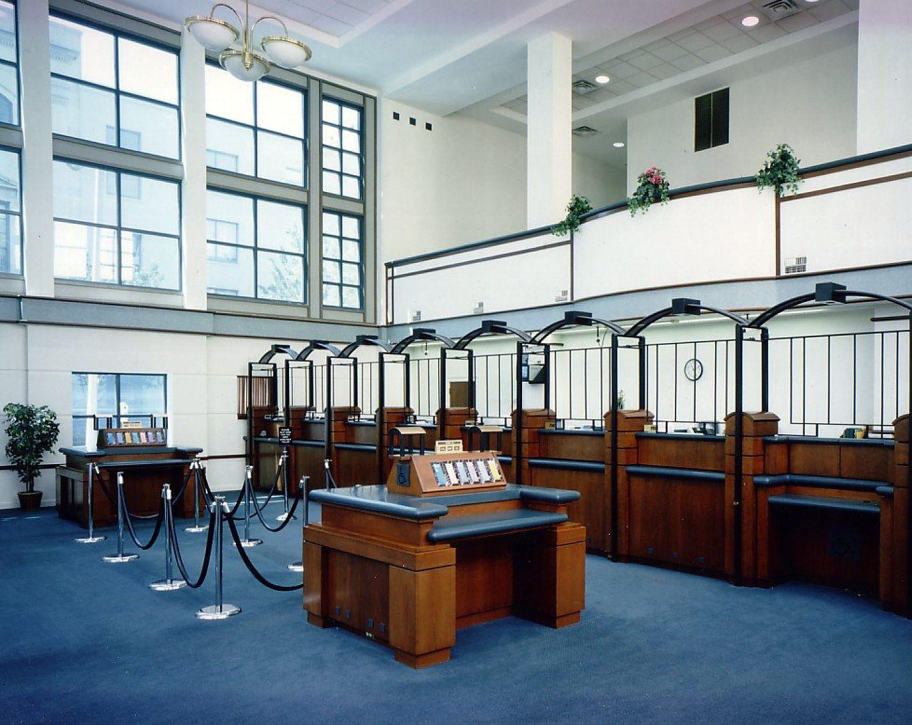 Mercantile Safe Deposit & Trust Bank Branch