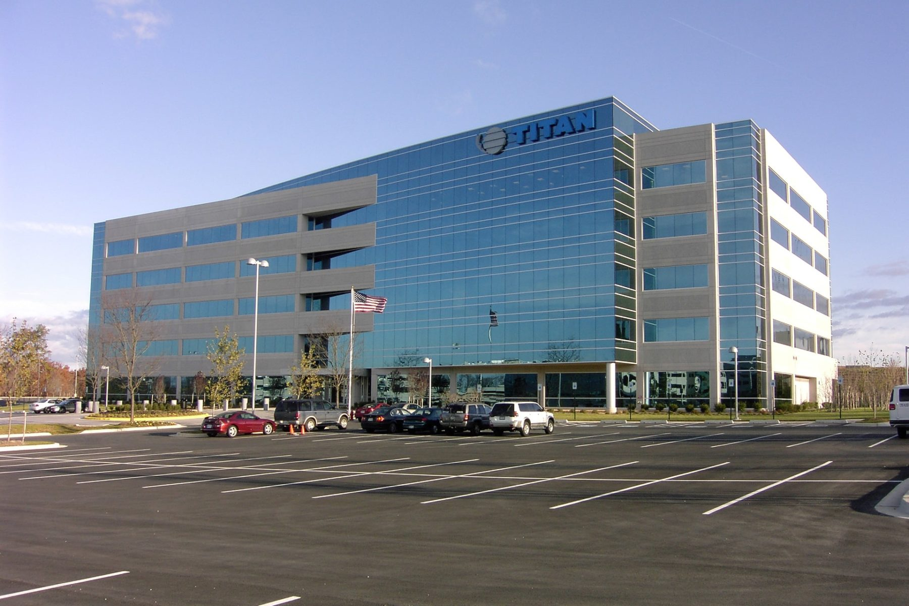 National Business Park Building 220, L3, The Titan Corporation