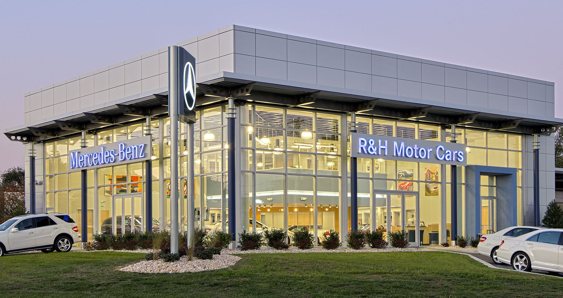 R&H Mercedes Benz