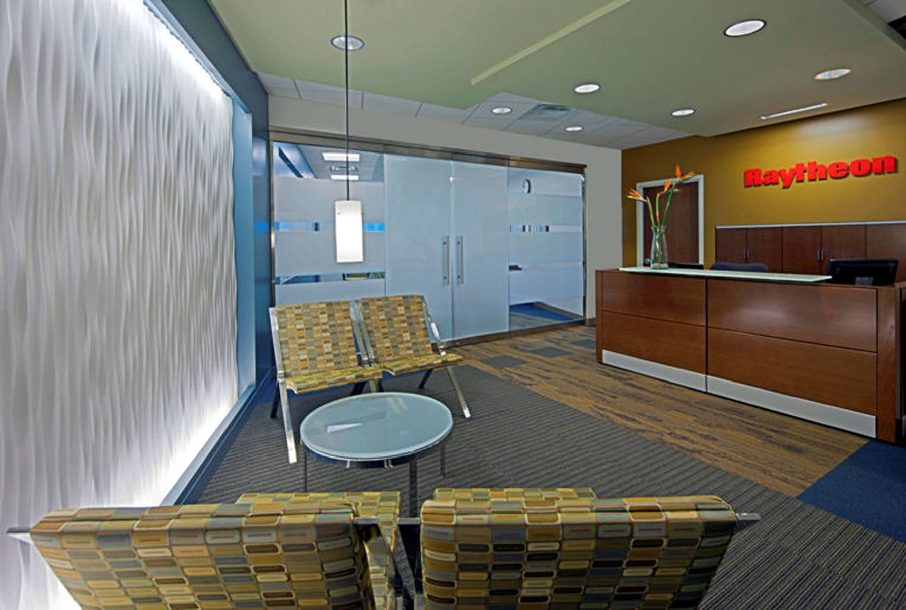 Raytheon at NBP 300 Tenant Fit-Out