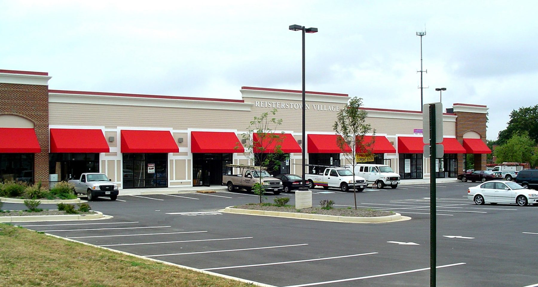Reisterstown Shopping Center