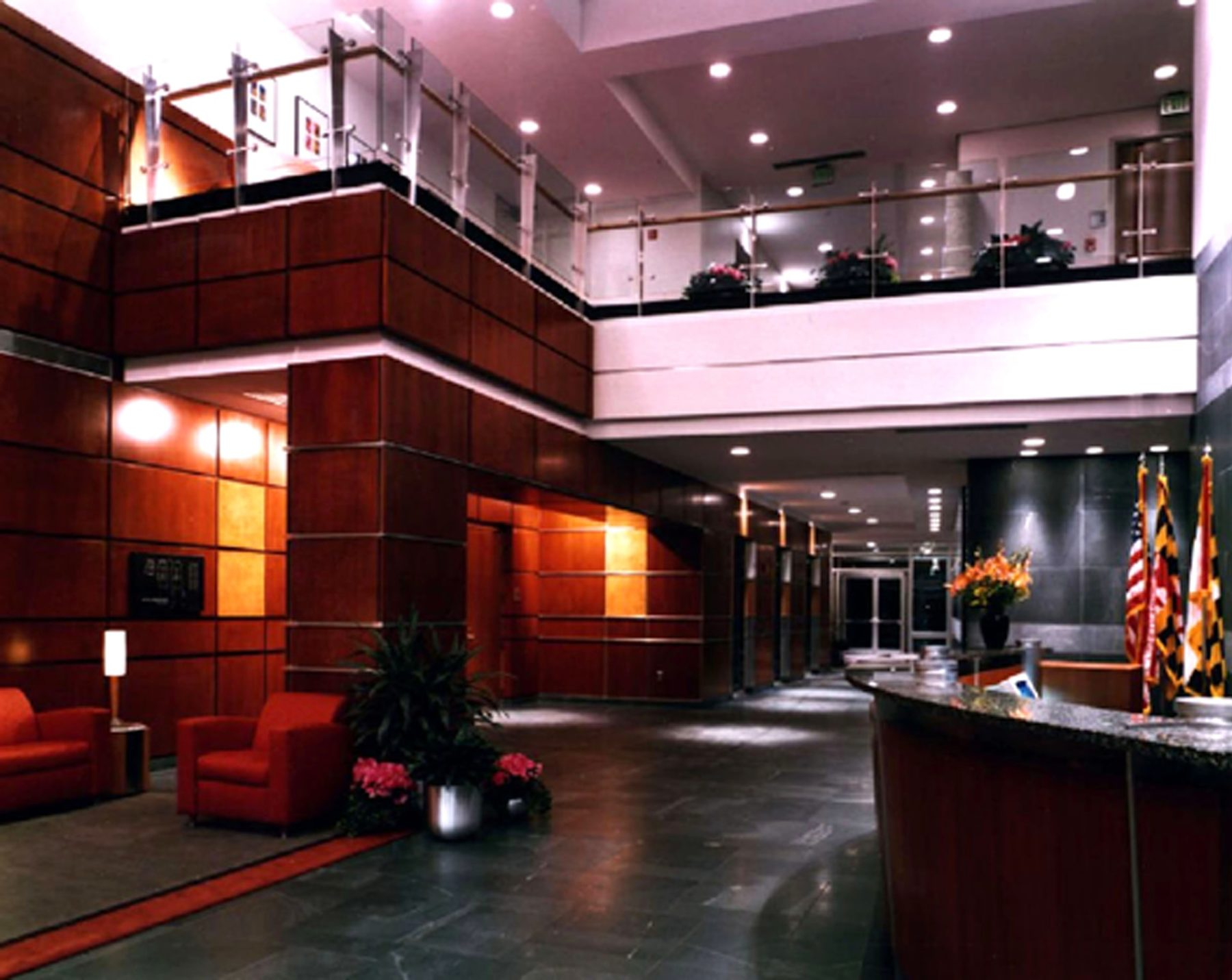 T. Rowe Price Financial Center Phase I