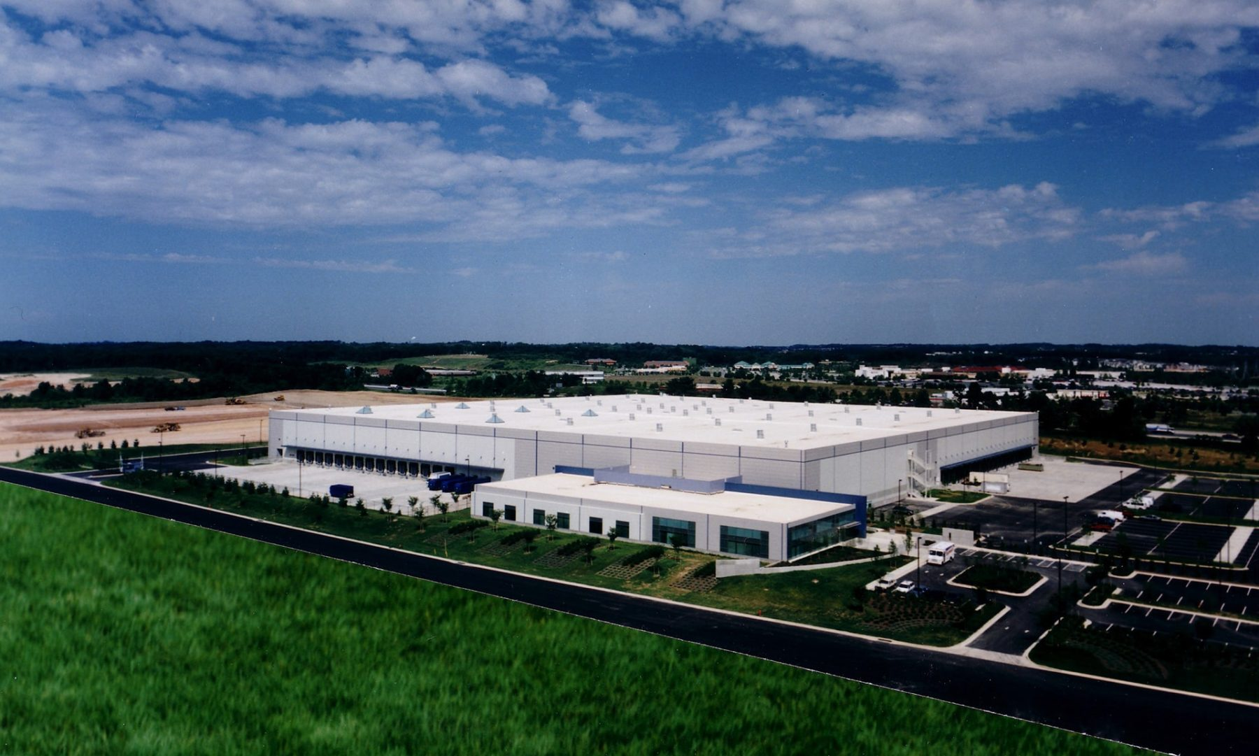 Warner Brothers Regional Distribution Center